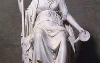 Maria Luigia d'Asburgo in veste di Concordia