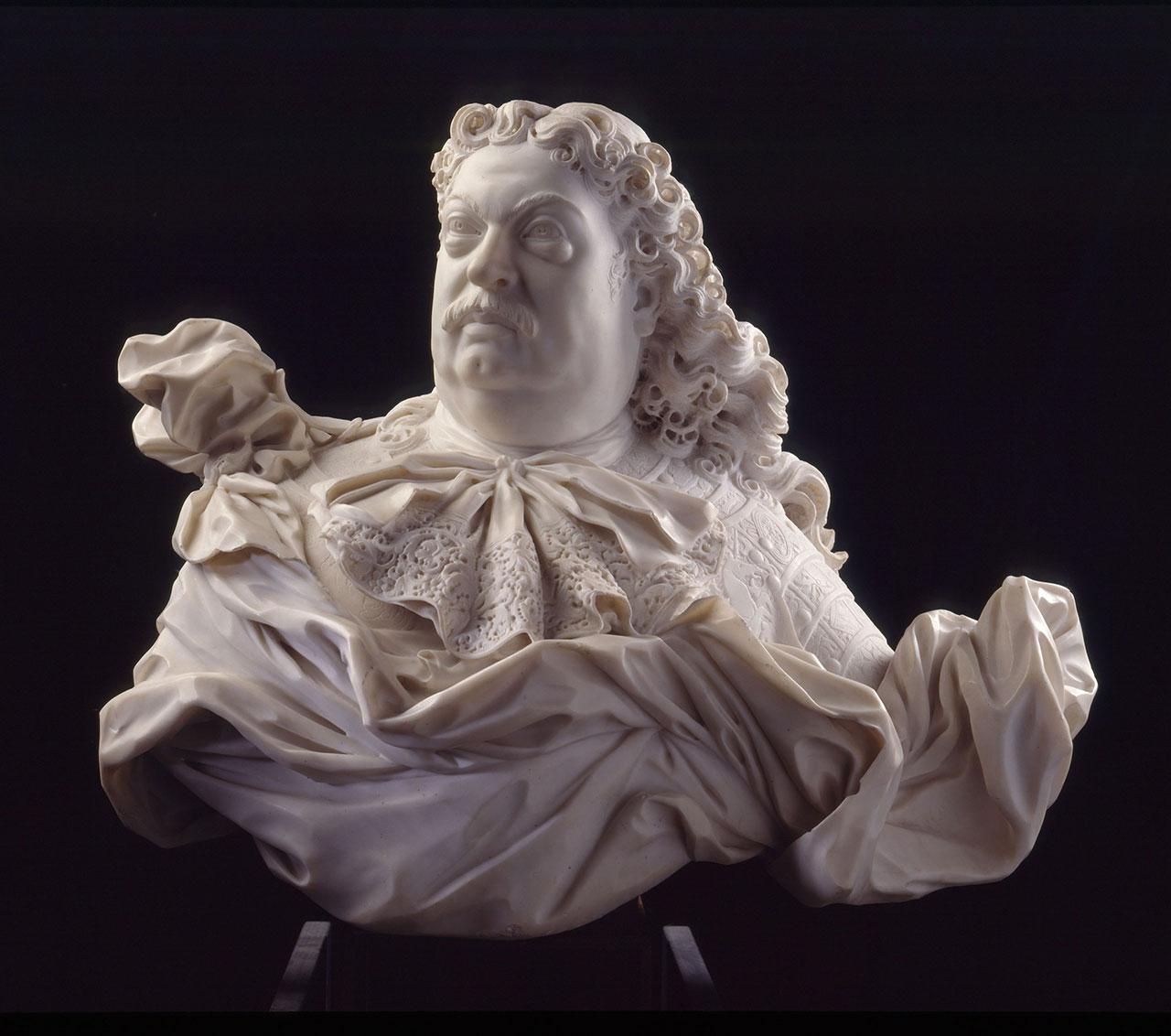 Ritratto di Ranuccio II Farnese cinquantenne