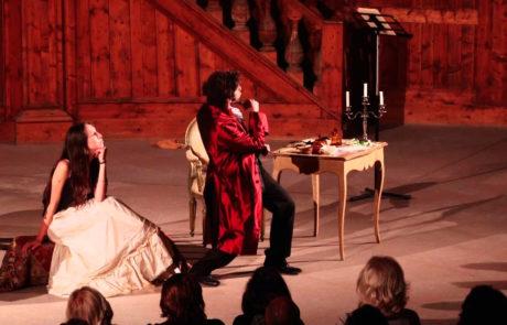 Andrea Sammartino - Mozart lettera alla cugina, Teatro Farnese Parma