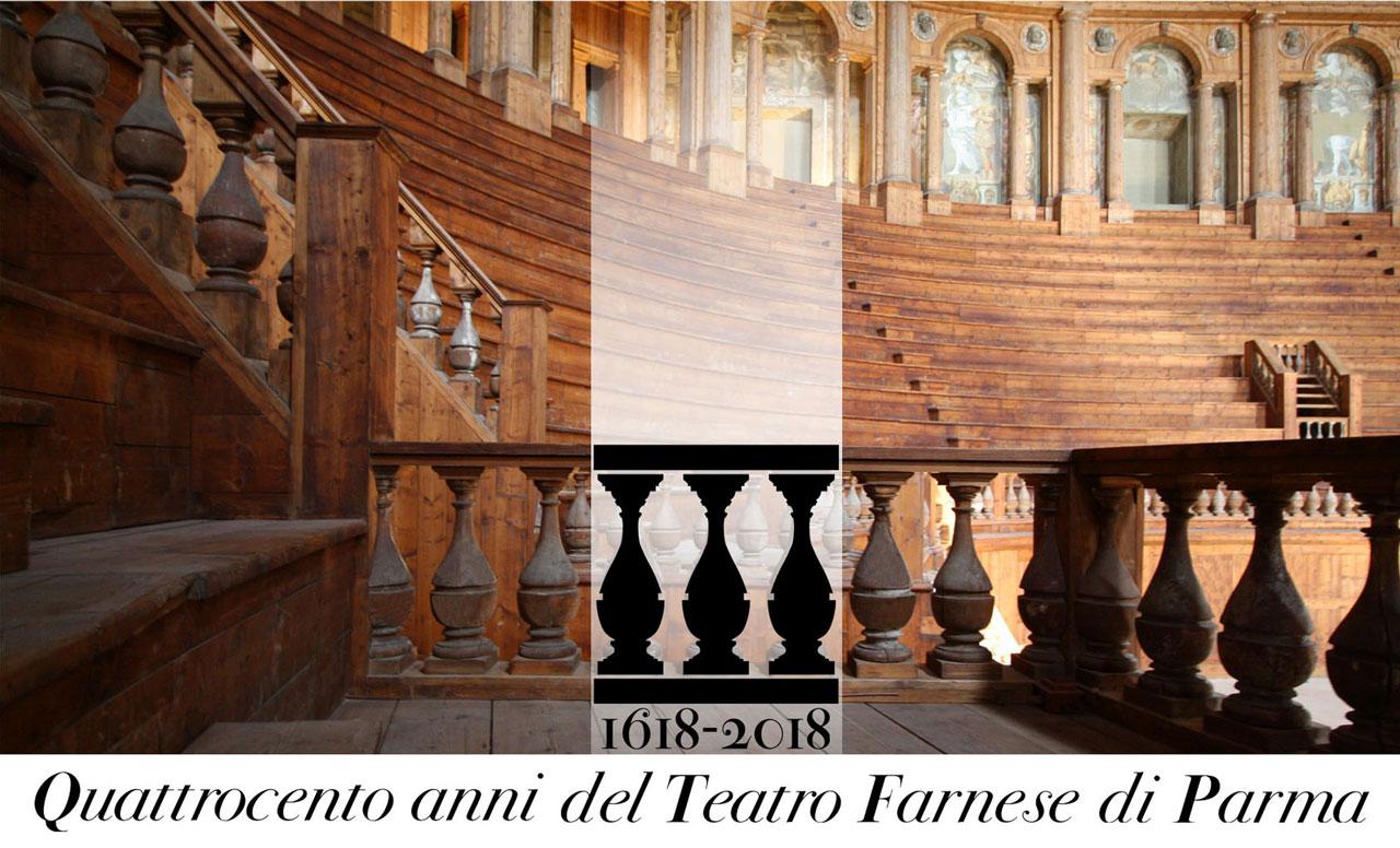 400 Anni Teatro Farnese