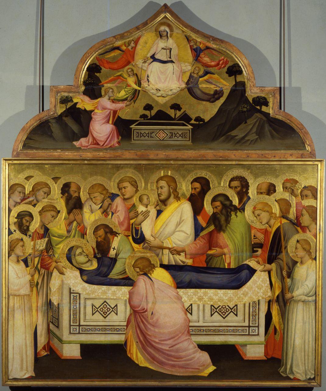 Funerali della Vergine (Dormitio Virginis)