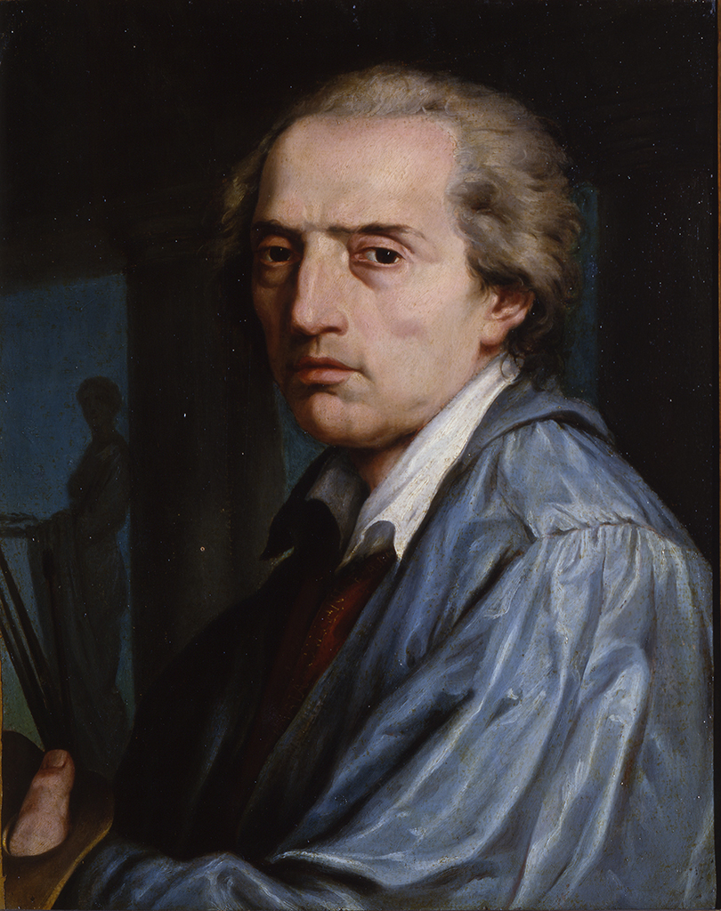 Ritratto del padre, Gaetano Callani