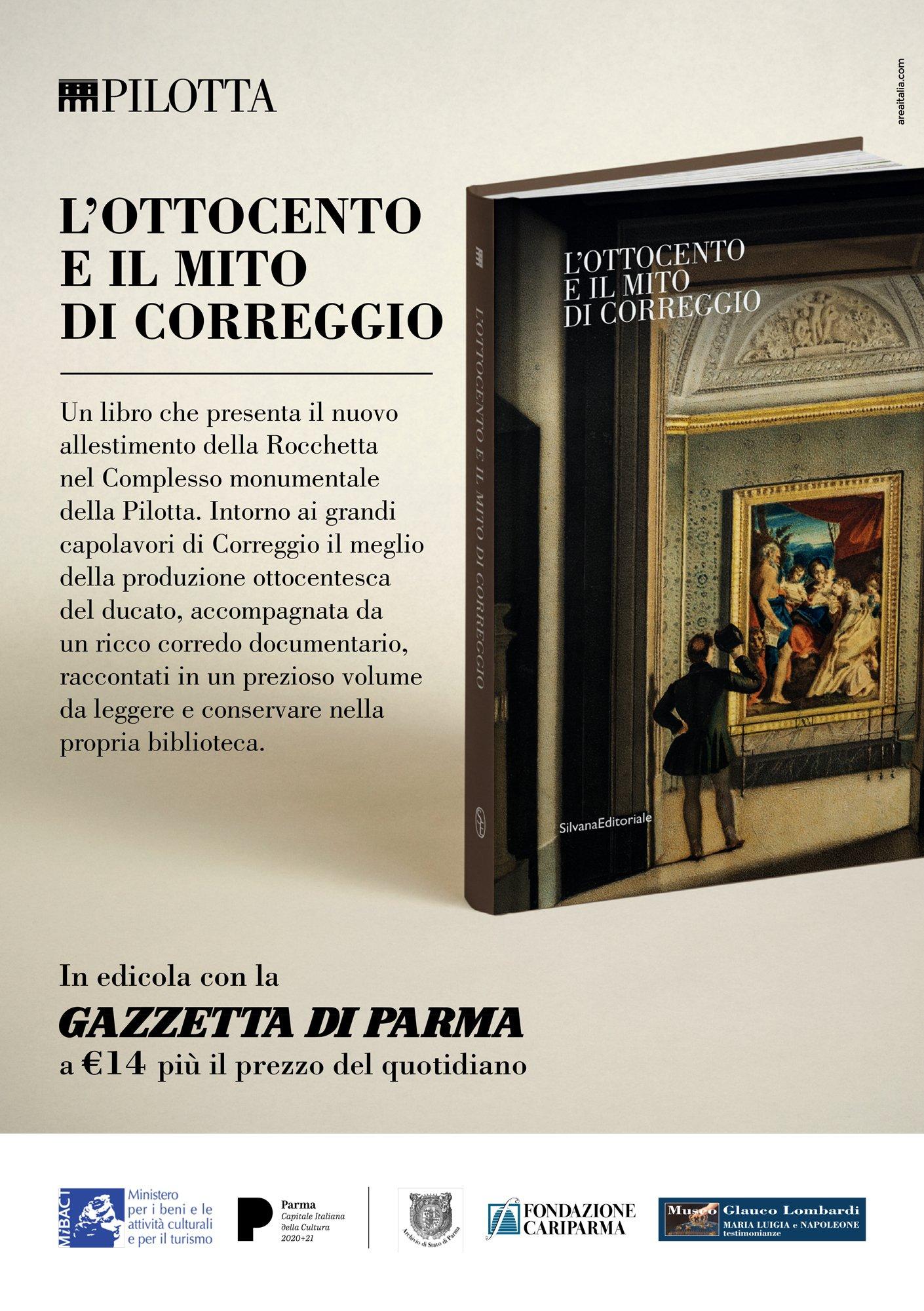 imagine per Catalogo L'Ottocento e il mito del Correggio