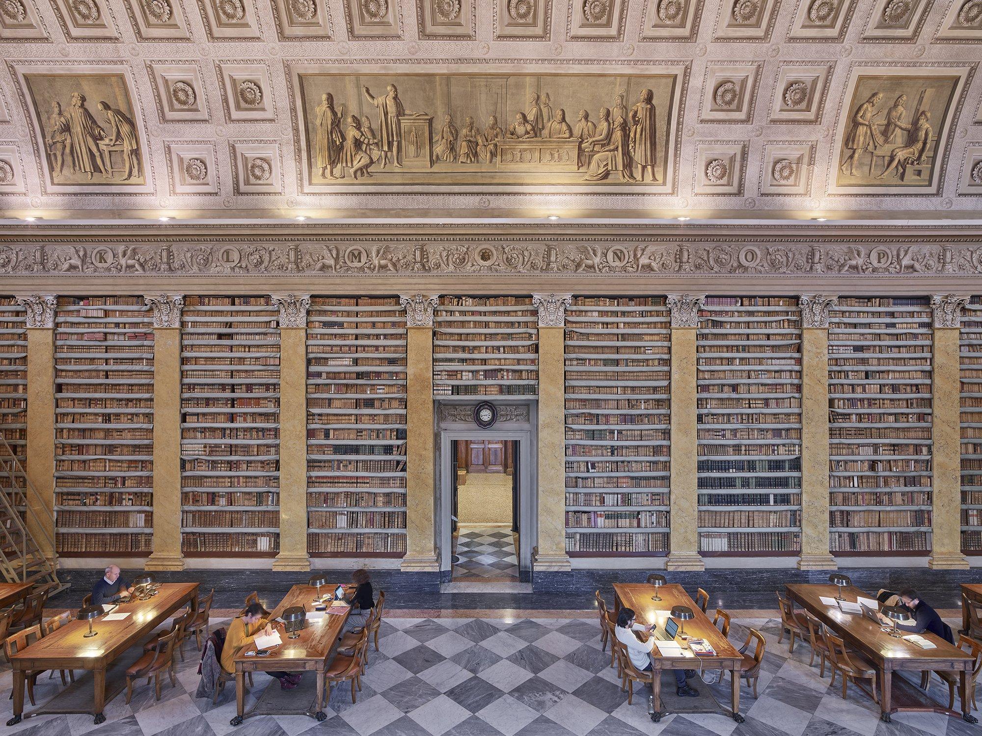 immagine per Biblioteca Palatina