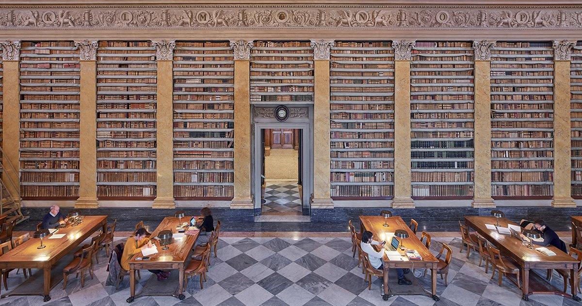 immagine per Avviso per gli utenti della Biblioteca Palatina