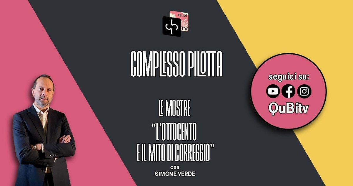 immagine per Le mostre, L'Ottocento e il mito di Correggio, Simone Verde