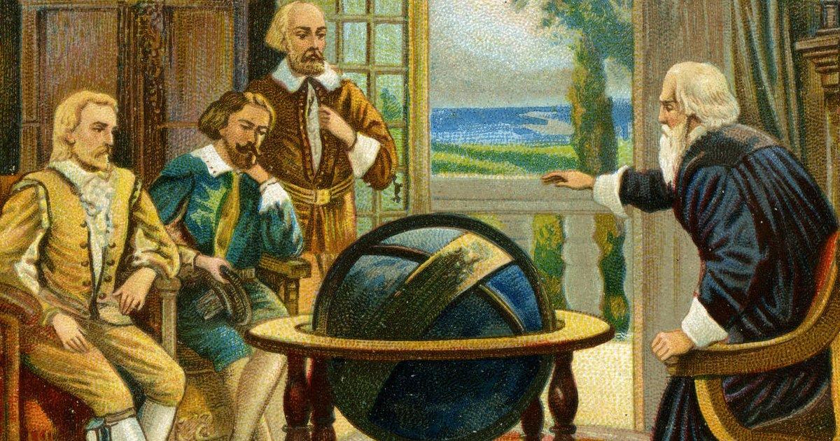 immagine per Tracce di Galileo Galilei nella nostra città