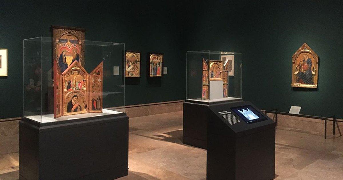 immagine per Allestimento mostra Getty Museum